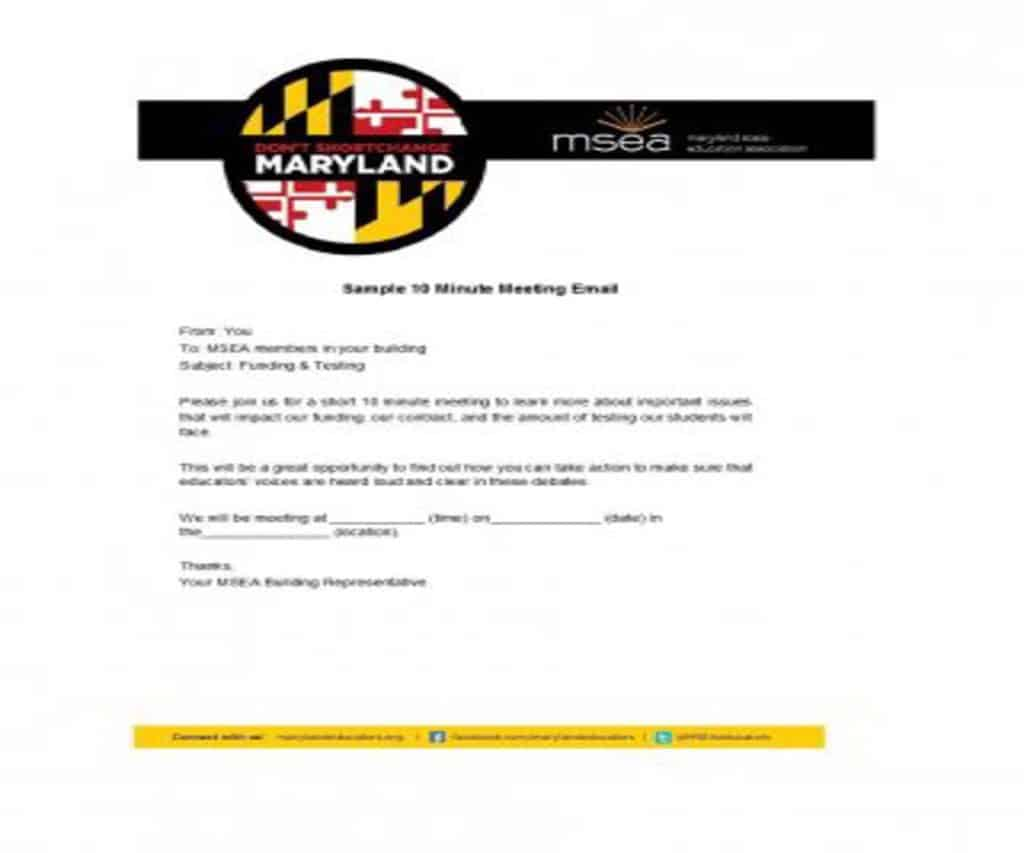 45 Official Meeting Request Email Templates - Besty Templates